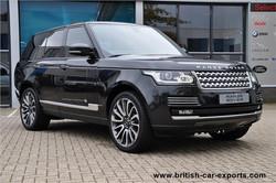 Range Rover 2015MY LHD