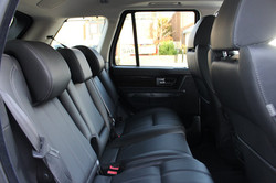 Heated Front & Rear Seats