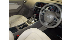Full Leather, MFSW, Cup Holders