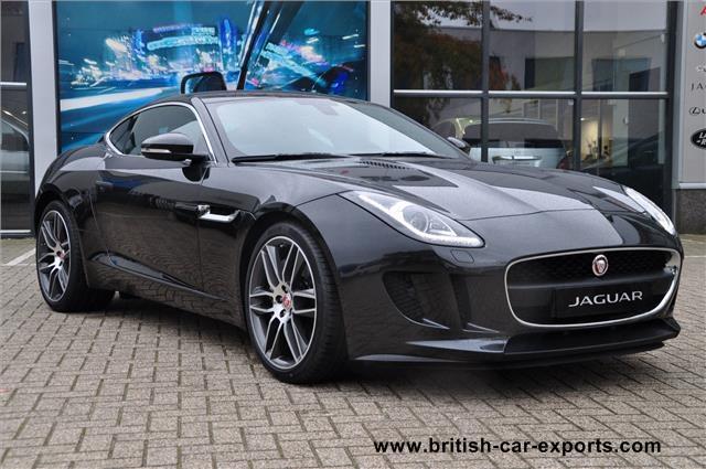 Jaguar F-Type 3.0 SC Coupe 2015 LHD