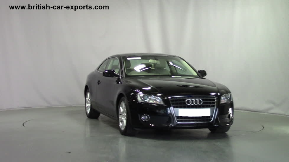 Audi A5 Coupe 2.7d SE Auto 2010