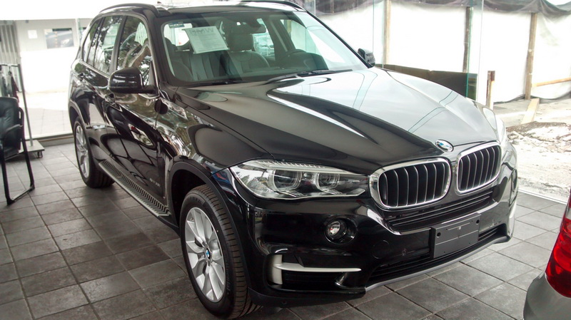 BMW X5 2018MY For Export 1