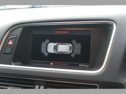 Sat Nav, Parking Sensors