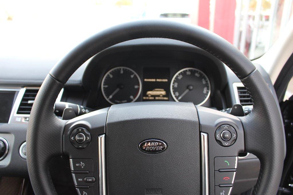 Multi-Function Steering, Dual-View