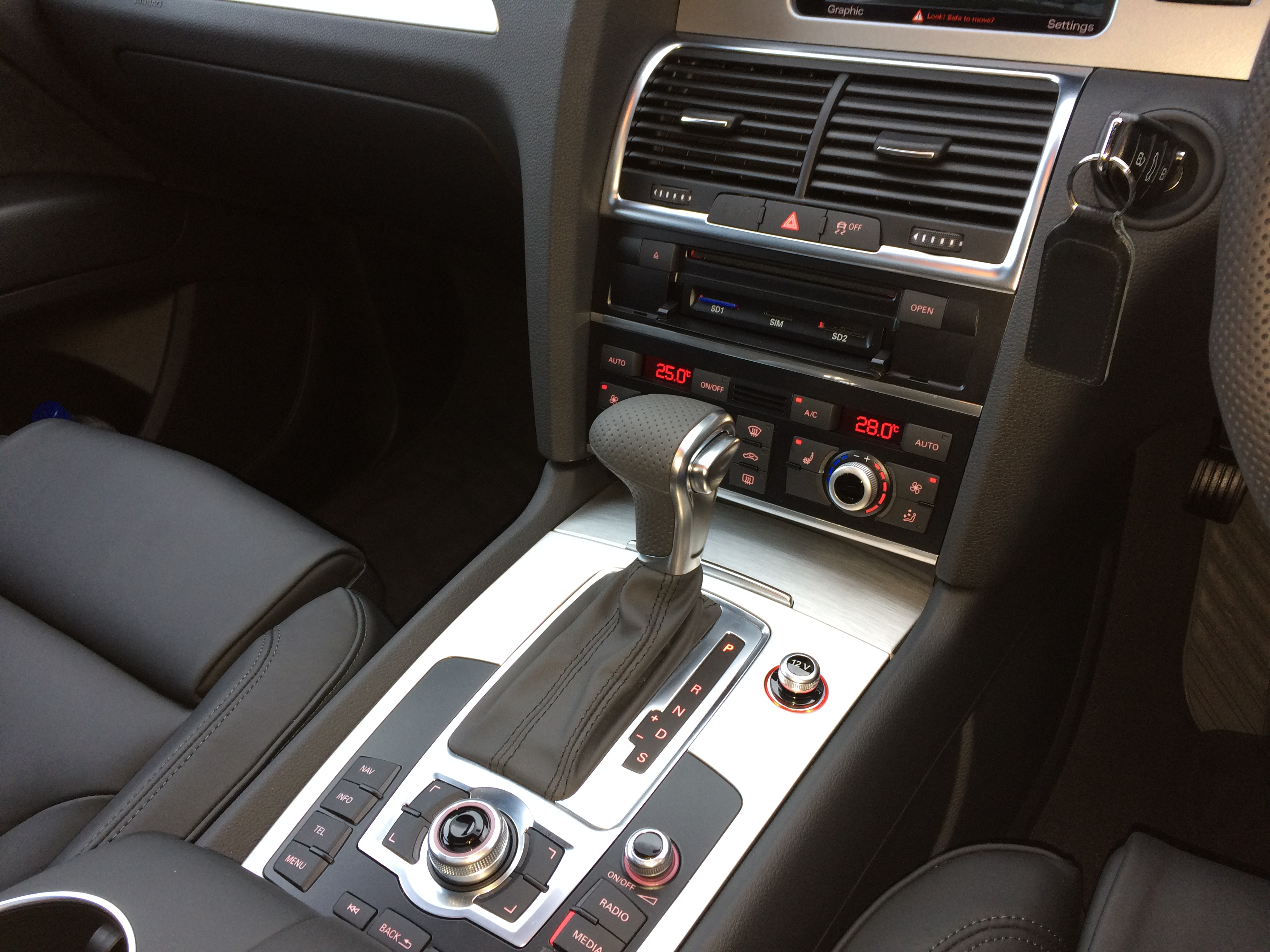 Automatic 8-Speed Gearbox