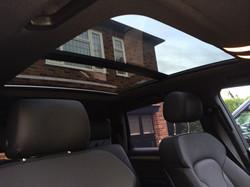 Panoramic Glass Sunroof