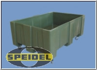 PE Tray for 200 Liter Braumeister