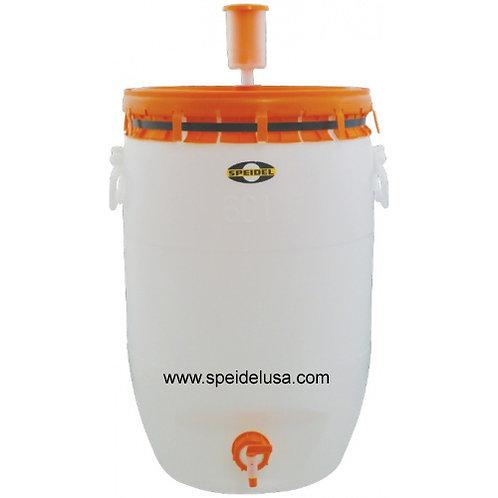 60 Liter Fermentation Barrel - incl. Shipping!