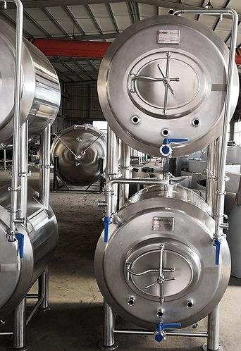SteinCraft 3.5 bbl Lagering Tanks