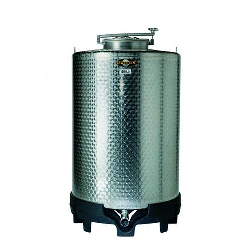 750L FD-T Dish Bottom Sealed Distiller's Tank
