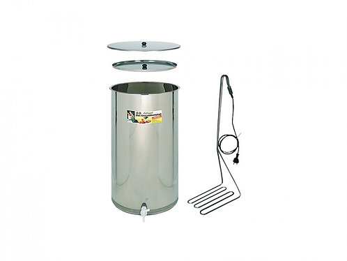65 Liter Stainless Juice Tank Set