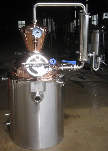 120 Liter Pot Still