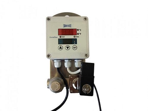 Fermentation temperature-regulating system FermFle