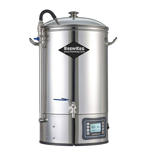 30 Liter All Grain / Electric All-In-One BrewKeg