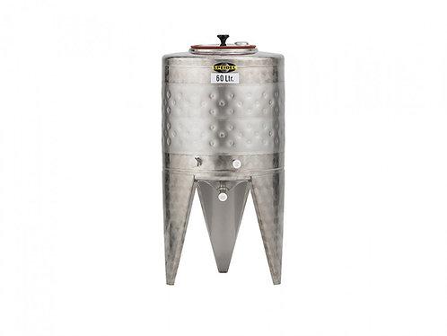 Fermentation Tank 60 Liter (non pressurizable)