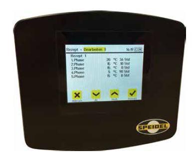Speidel Fermenting Controller