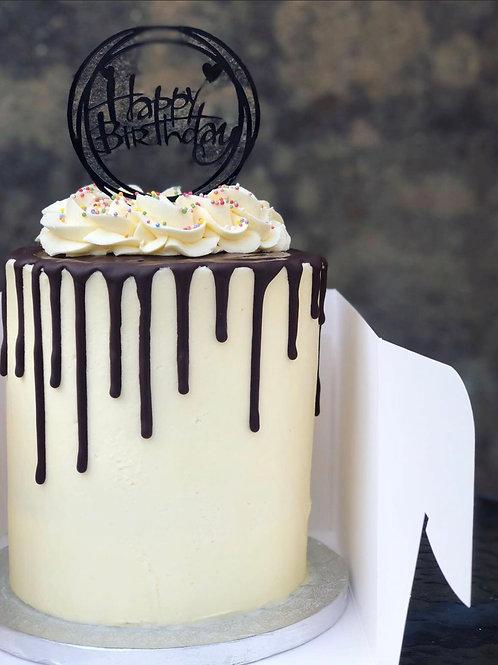 Vegan Celebration/Birthday Cakes
