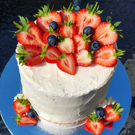 Gluten Free Vegan Birthday Cakes/Celebration Cakes