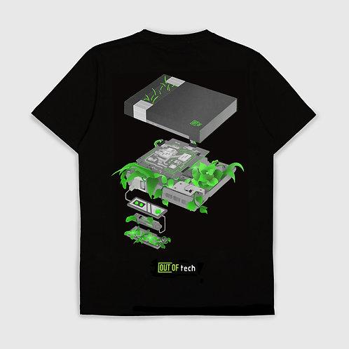 NES Dark Mode Tee