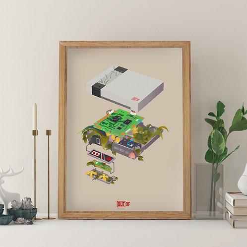 NES Print