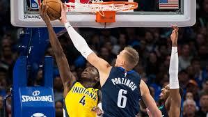 Kristaps Porziņģis sasniedz savu karjeras 500 bloku NBA regulārajā sezonā