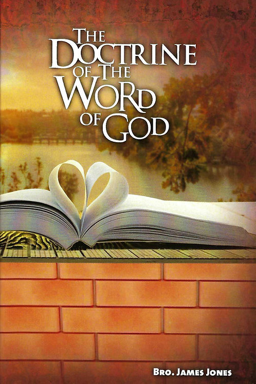The Doctrine of The Word