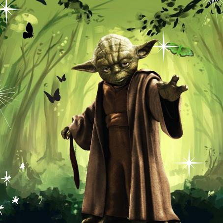 Be Someone's Yoda