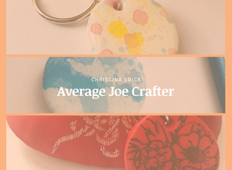 "The ""Average Joe"" Crafter"