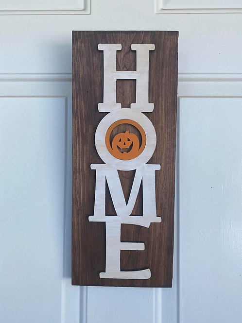 Home Sign DIY Kit