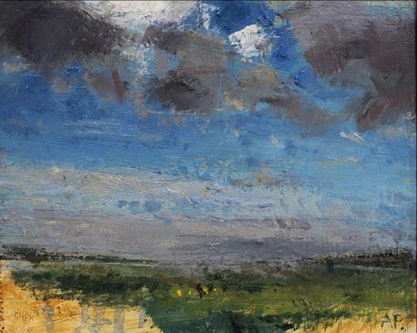 """Adrian Parnell """"Spring Light"""""""