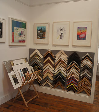 Keizer Framers Art Gallery Lewes