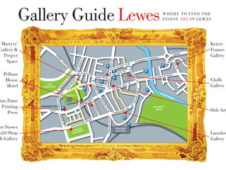 Gallery Guide Lewes