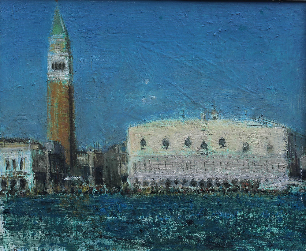 Adrian Parnell - Venice