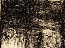 Elaine Foster-Gandey - etching