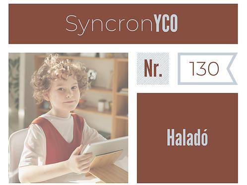 Syncronyco - Haladó Nr.130