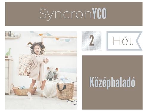 Syncronyco - Középhaladó 2. hét