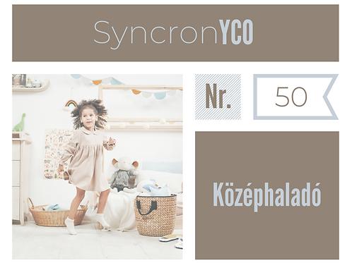 Syncronyco - Középhaladó Nr.50