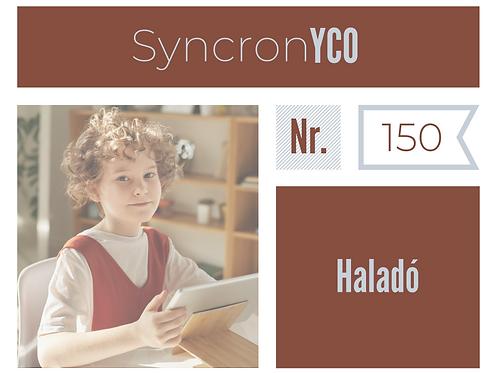 Syncronyco - Haladó Nr.150