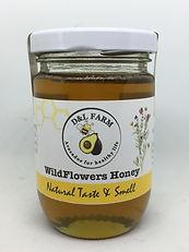 D&L Farm honey,นำ้ผึ้งดอกไม้ป่าและดอกอโวคาโด