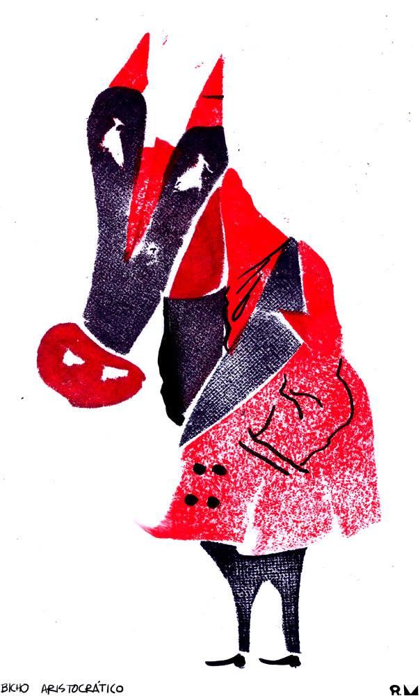 cavalo burguês