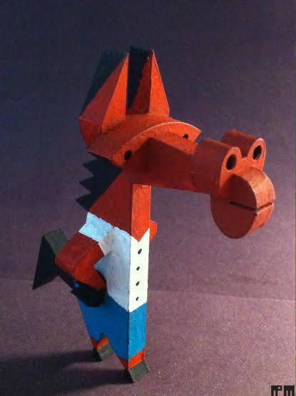 cavalo dragão