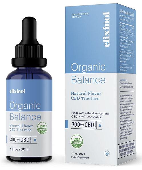 Elixinol - 100% Organic CBD Tincture