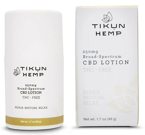 Tikun Hemp™ CBD Lotion