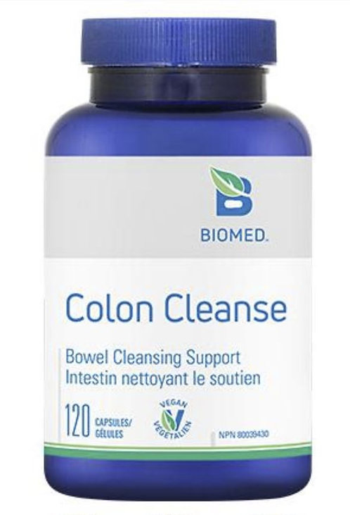 Colon Cleanse 120 capsules