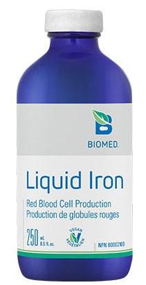 Liquid Iron 250 mL (8.5 fl.oz.)