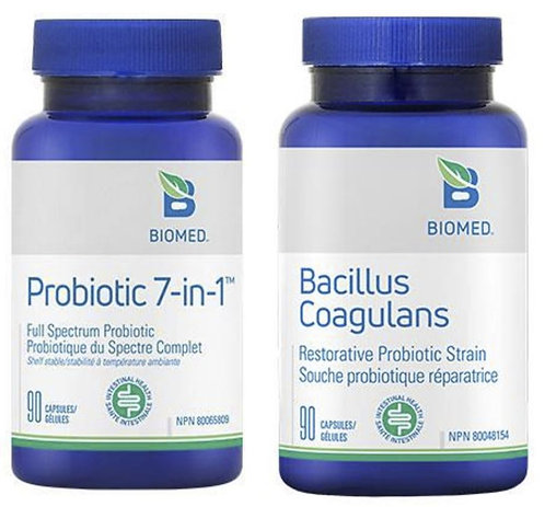 PROBIOTICS BUNDLE