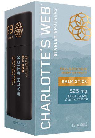 Charlotte's Web Balm Stick