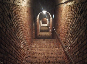 LE_TREPORT_(76)_-_Kahl-Burg_-_escalier_d