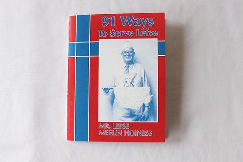 91 Ways To Serve Lefse