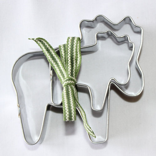 Moose Cookie Cutters
